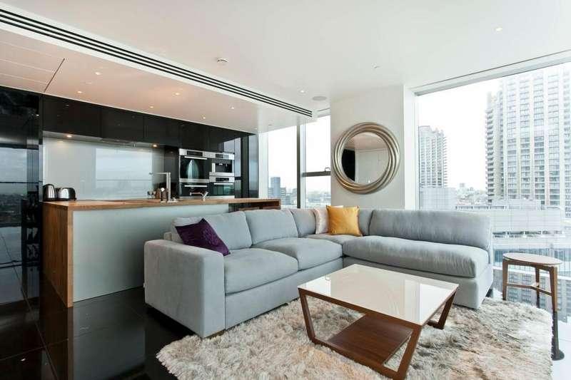 2 Bedrooms Flat for rent in The Heron, 5 Moor Lane, London, EC2Y