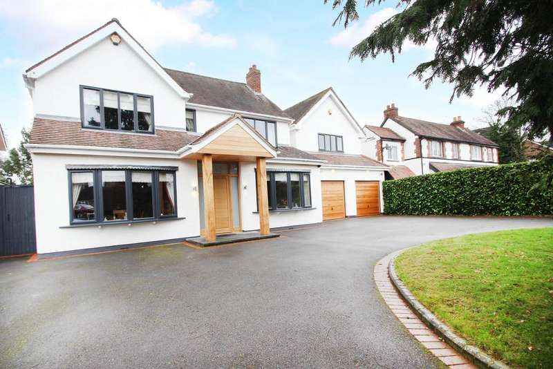 6 Bedrooms Detached House for sale in Balsall Street East, Balsall Common