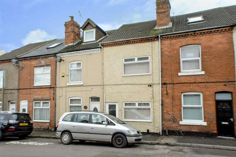 3 Bedrooms Terraced House for sale in Talbot Street, Pinxton, Nottingham