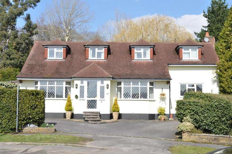4 Bedrooms Detached Bungalow for sale in FETCHAM