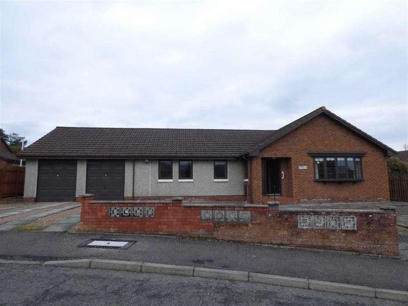 3 Bedrooms Bungalow for sale in Edenbank Road, Cupar, Fife