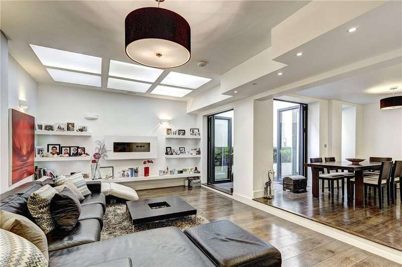 4 Bedrooms Apartment Flat for sale in Sussex Gardens, London, W2
