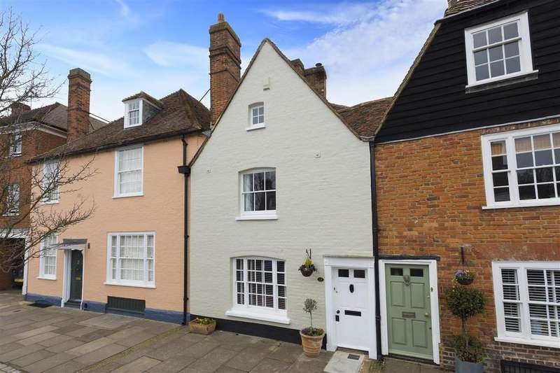 4 Bedrooms Terraced House for sale in Abbey Street, Faversham