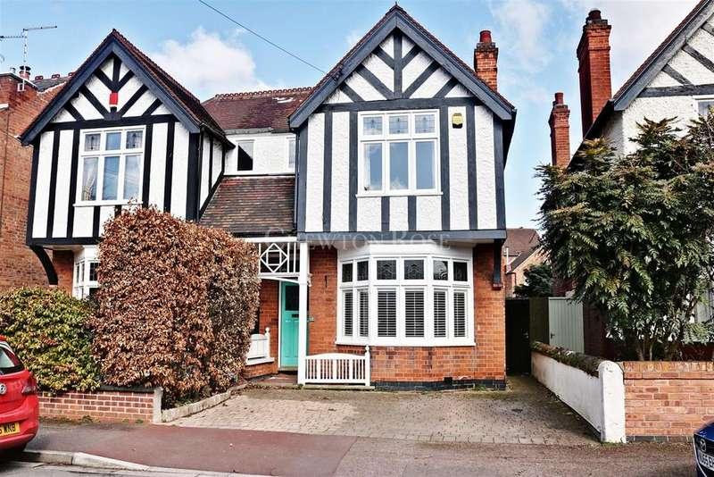 3 Bedrooms Semi Detached House for sale in West Bridgford, Nottingham, Nottinghamshire