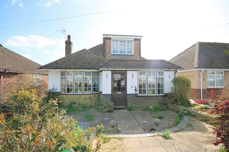 3 Bedrooms Detached Bungalow for sale in Franklin Road, Shoreham-by-Sea