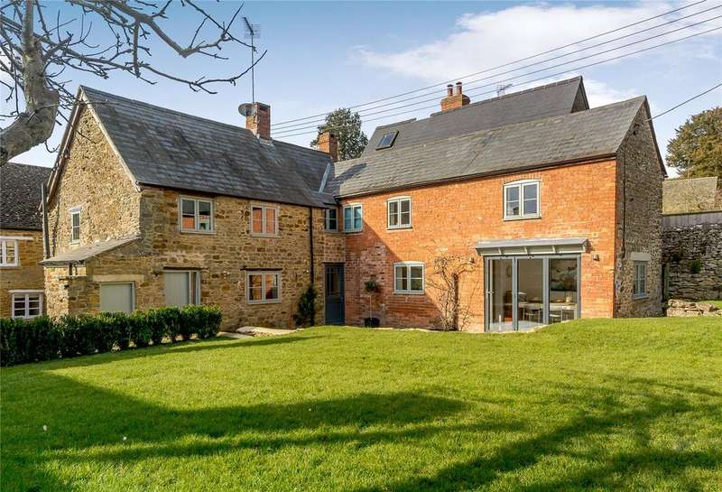 3 Bedrooms Detached House for sale in Sibford Gower, Banbury, Oxfordshire