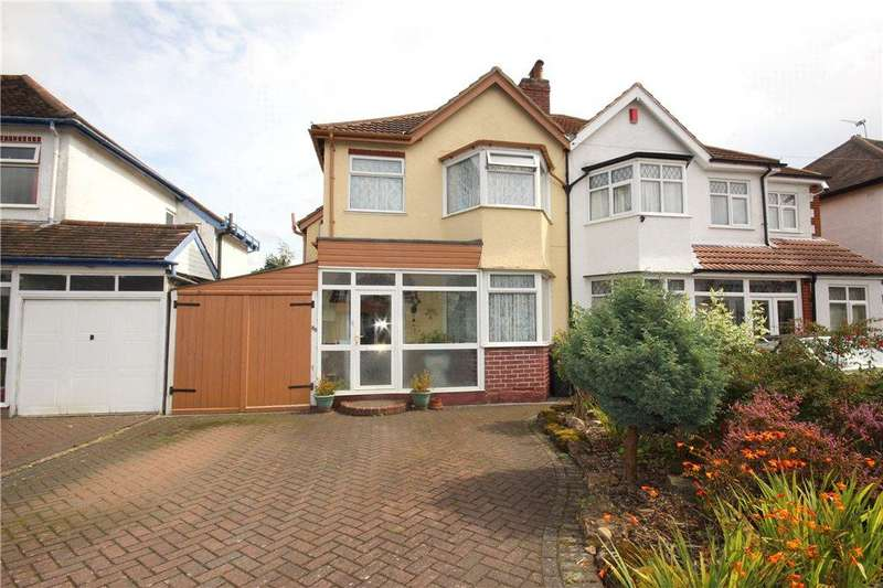 3 Bedrooms Semi Detached House for rent in Bushmore Road, Birmingham, West Midlands, B28