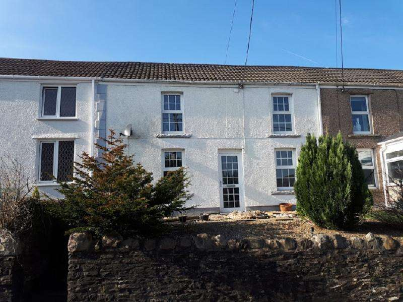 2 Bedrooms Terraced House for sale in Rhyddwen Road, Craig-cefn-parc, Swansea, City And County of Swansea.