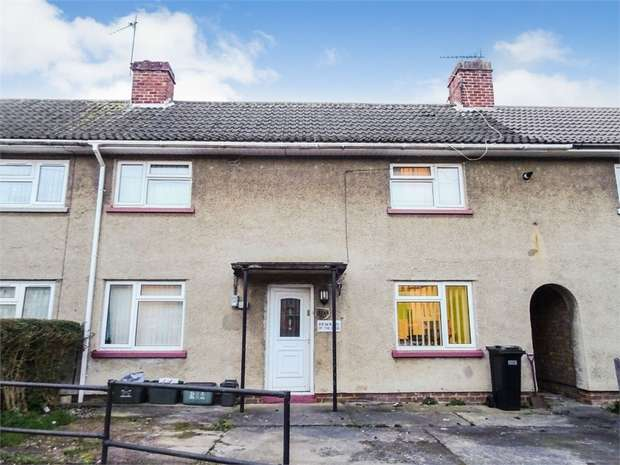 3 Bedrooms Terraced House for sale in Selworthy Close, Keynsham, Bristol, Somerset