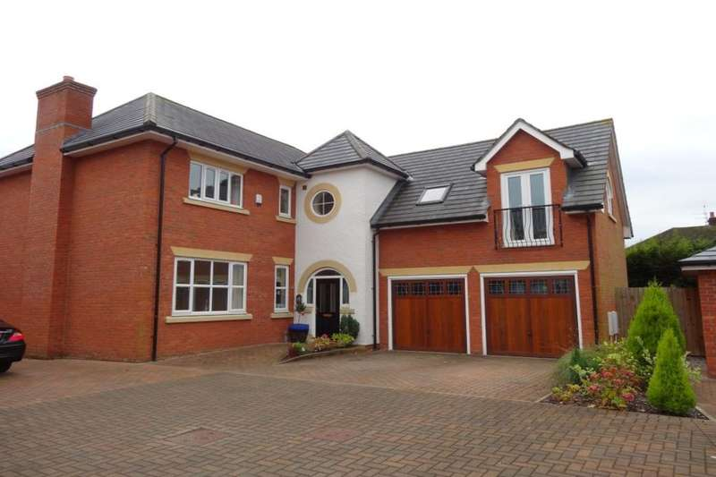 5 Bedrooms Detached House for sale in Ferndale, Fulwood, Preston, PR2
