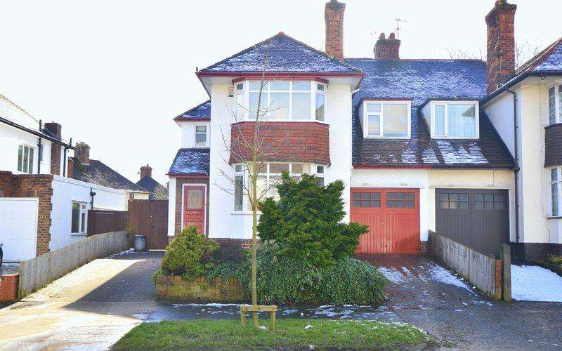 5 Bedrooms Semi Detached House for sale in Childwall Park Avenue, Childwall