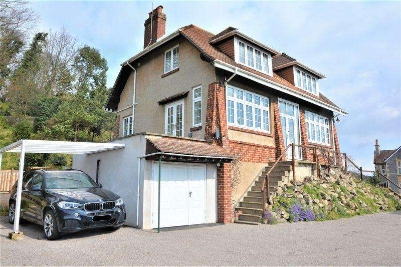 3 Bedrooms Detached House for sale in Manor Road, Weston-Super-Mare