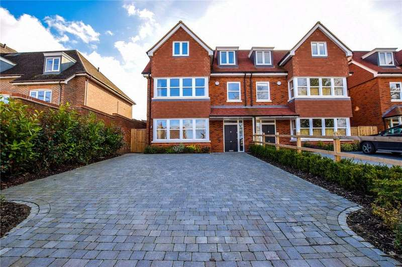 5 Bedrooms House for sale in Shrublands Road, Berkhamsted, Hertfordshire, HP4