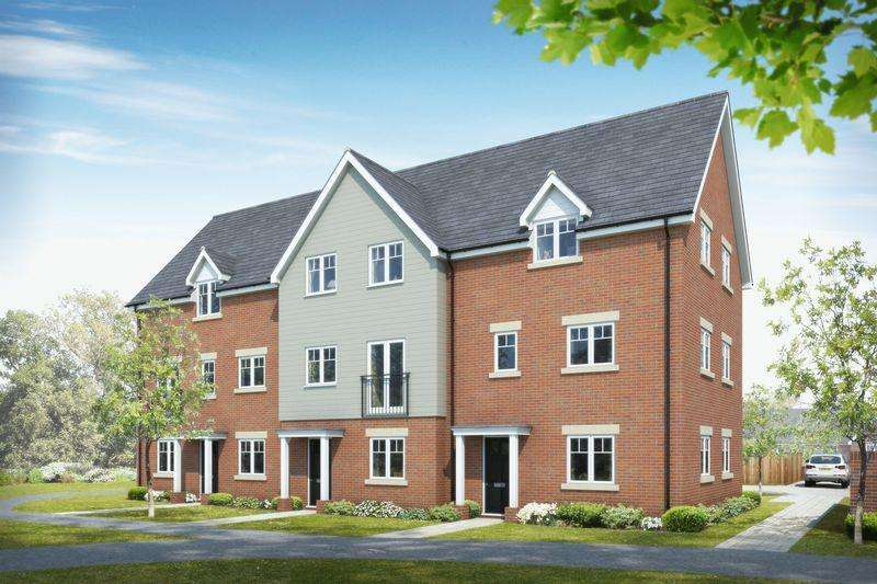 2 Bedrooms Apartment Flat for sale in Beacon Woods, off Cants Lane Burgess Hill, West Sussex