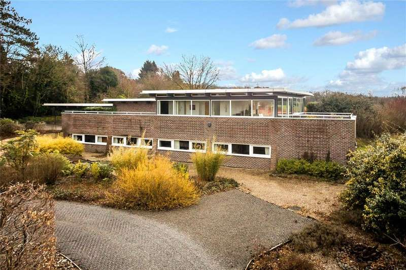 5 Bedrooms Detached House for sale in Stancomb Broad Lane, Medstead, Alton, Hampshire, GU34