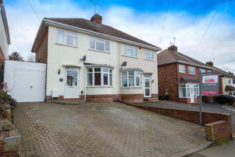 3 Bedrooms Detached House for sale in Hollybush Lane, Penn, Wolverhampton