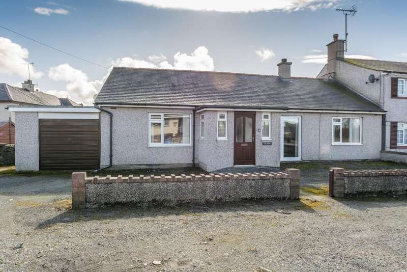 3 Bedrooms Cottage House for sale in Salem Street, Amlwch, North Wales