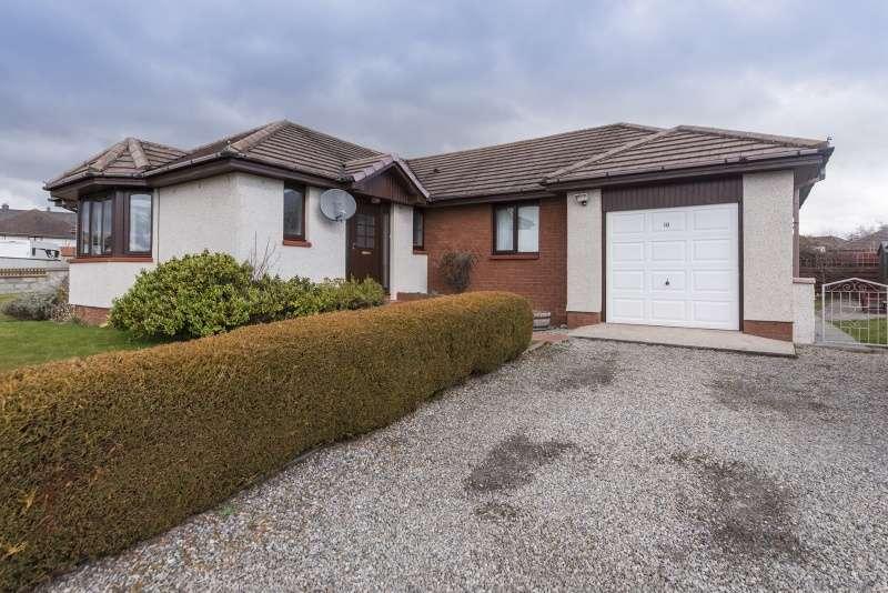3 Bedrooms Bungalow for sale in Cromlet Park, Invergordon, Highland, IV18 0RN