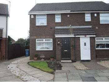 2 Bedrooms Semi Detached House for sale in Bradbourne Close, Croxteth Park, Liverpool