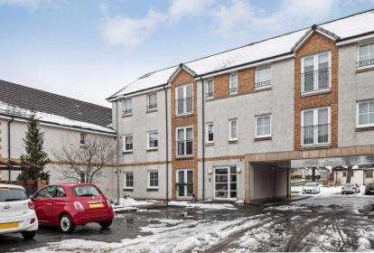 2 Bedrooms Flat for sale in Cadder Court, Gartcosh, Glasgow, North Lanarkshire