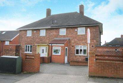 3 Bedrooms Semi Detached House for sale in Handsworth Grange Crescent, Sheffield, South Yorkshire