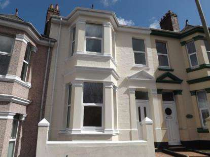 3 Bedrooms Terraced House for sale in Lipson, Plymouth, Devon