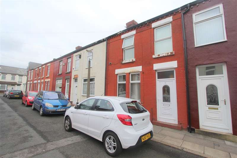 3 Bedrooms Terraced House for sale in Thornes Road, Kensington, Liverpool