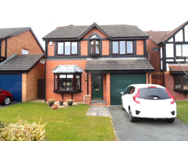 4 Bedrooms Detached House for sale in Mallard Court, Blackpool, FY3 8FF
