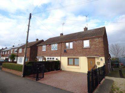 3 Bedrooms Semi Detached House for sale in Wilberforce Road, New England, Peterborough, Cambridgeshire