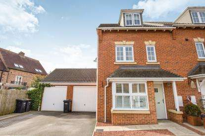 4 Bedrooms Semi Detached House for sale in Old Penny Gate, Knaresborough, North Yorkshire, .