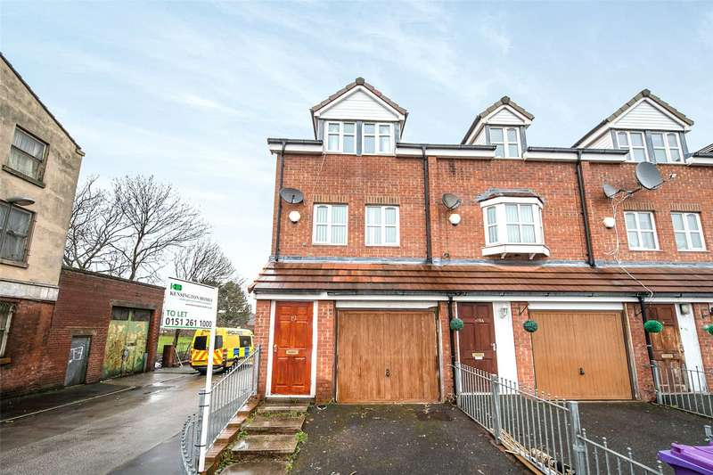 3 Bedrooms House for sale in William Henry Street, Liverpool, Merseyside, L3