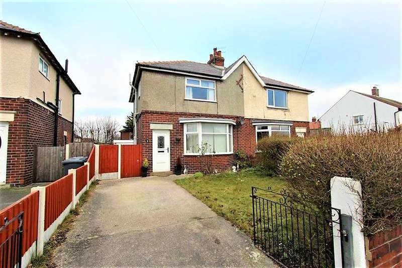 3 Bedrooms Semi Detached House for sale in Heeley Road, St Annes, Lytham St Annes, Lancashire, FY8 2LH