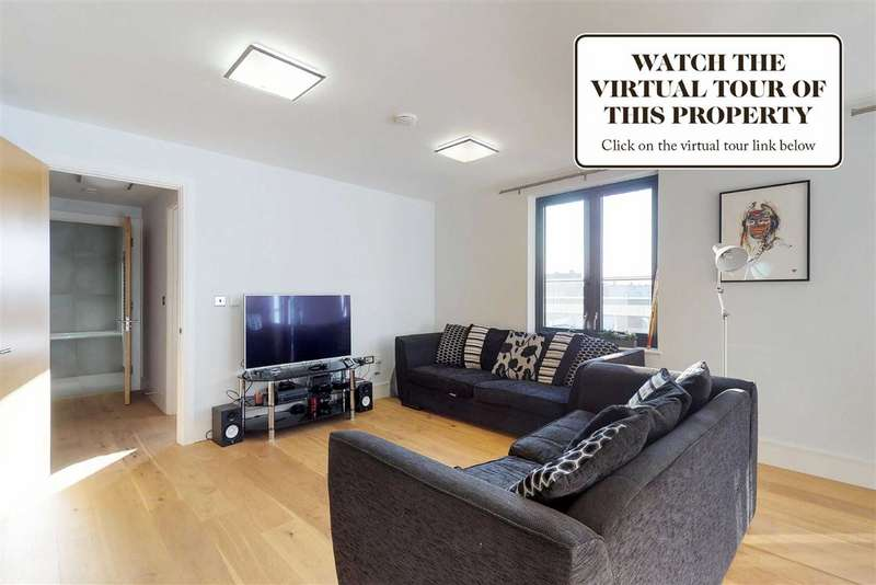 1 Bedroom Flat for sale in Argo House, London, NW6