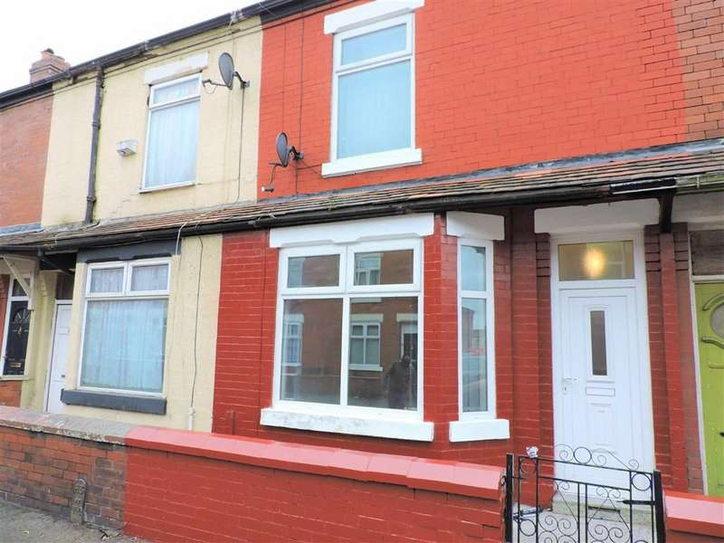 2 Bedrooms Terraced House for sale in Brook Avenue, Manchester