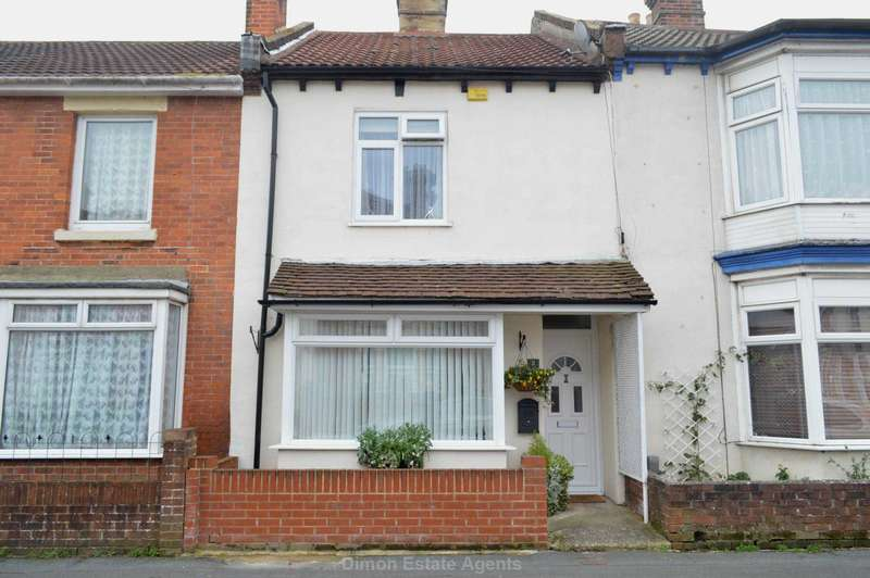 2 Bedrooms Terraced House for sale in Freemantle Road, Elson