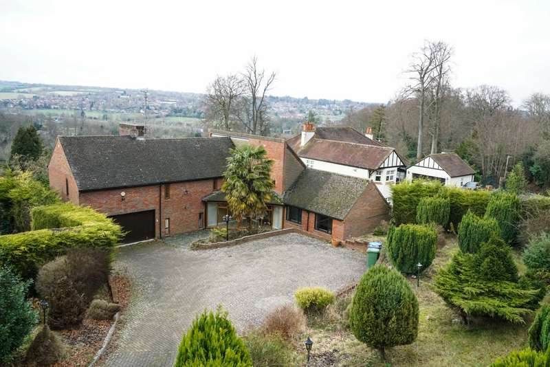 4 Bedrooms Detached House for sale in Felden Lane, Felden