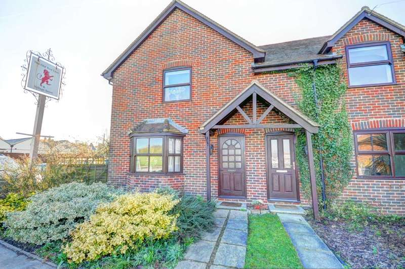 2 Bedrooms Semi Detached House for sale in Tetsworth