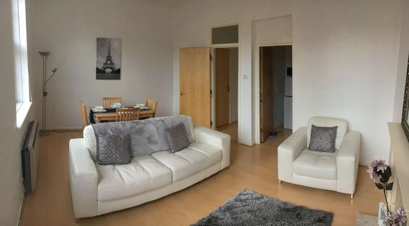 2 Bedrooms Ground Flat for rent in Vale Lodge, Rice Lane, Liverpool, L9