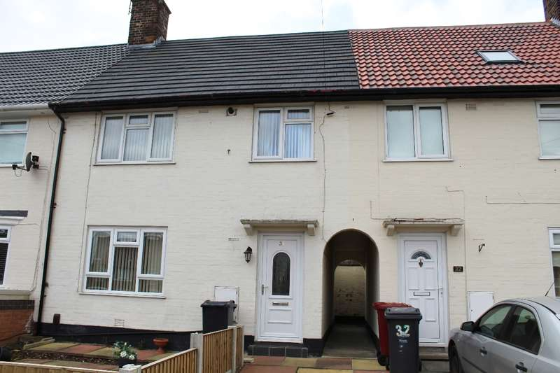 3 Bedrooms Terraced House for sale in Brookwood Road Huyton L36