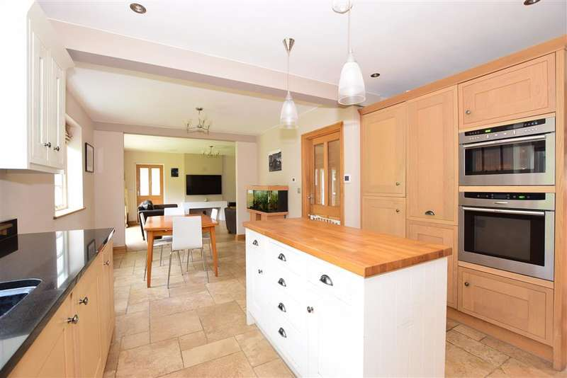 5 Bedrooms Detached House for sale in Main Road, , Chillerton, Isle of Wight
