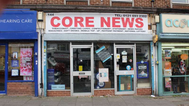 Shop Commercial for rent in CHURCH ROAD YARDLEY B25