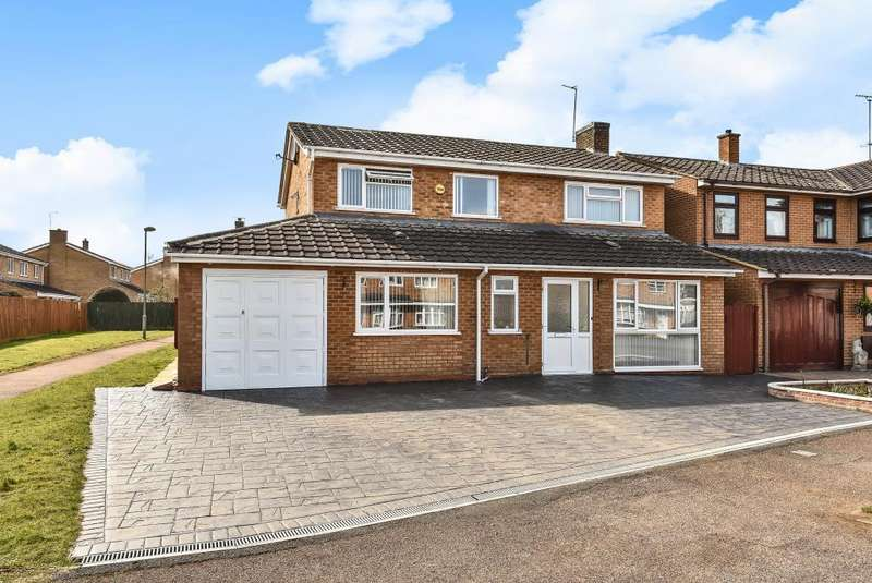 5 Bedrooms Detached House for sale in Chatsworth Drive, Banbury, OX16