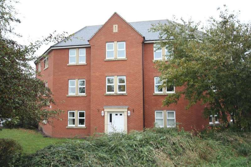 2 Bedrooms Apartment Flat for sale in Wildhay Brook, Hilton, Derby