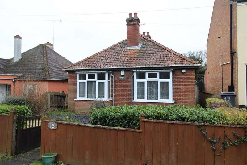 2 Bedrooms Detached Bungalow for sale in Thingoe Hill, Bury St. Edmunds