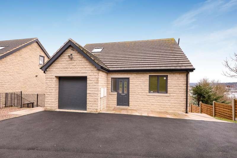 5 Bedrooms Detached House for sale in SLADE LANE, RIDDLESDEN, KEIGHLEY, BD20 5DT