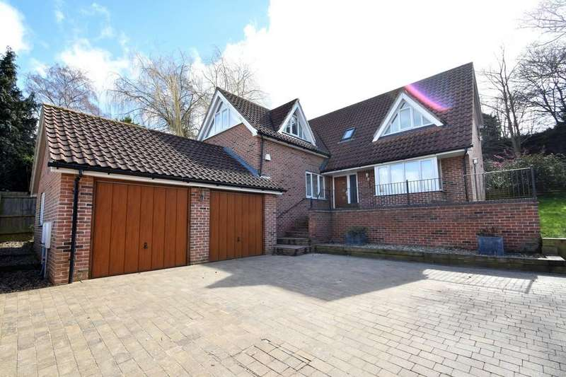 5 Bedrooms Detached House for sale in Gippeswyk Avenue, Ipswich, IP2 9AD