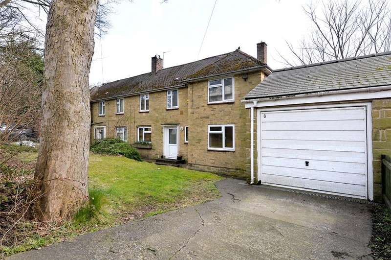 3 Bedrooms Semi Detached House for sale in Wilmer Drive, Bradford, West Yorkshire, BD9