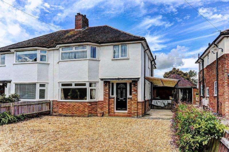 4 Bedrooms Semi Detached House for rent in Orchard Estate, Ely