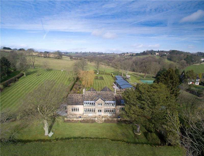 6 Bedrooms Detached House for sale in Brackenthwaite Lane, Burn Bridge, Harrogate, North Yorkshire, HG3