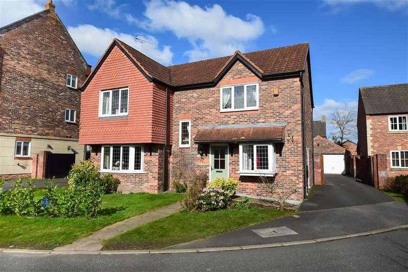 4 Bedrooms Detached House for sale in Honiton Way